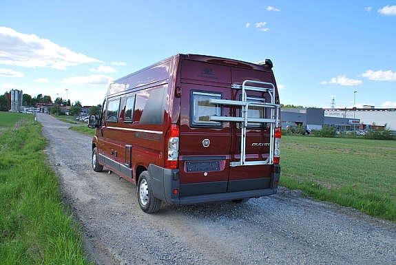 Camper usato roller team furgonato roller team camper puro for Arredamento usato emilia romagna