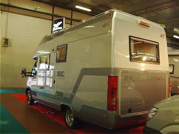 Camper Usato A Z System Semintegrale In Campania