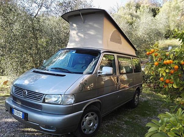 camper usato volkswagen t4 california coach altro in. Black Bedroom Furniture Sets. Home Design Ideas