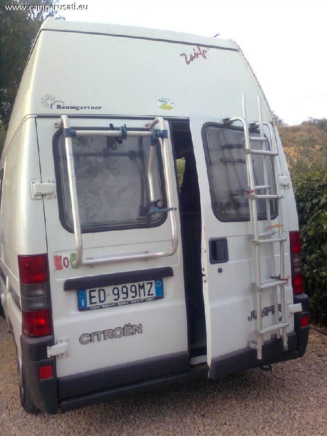 porta telefono usato : Camper Usato La Strada citroen 230 L jumperturbo d. Camper Puro in ...