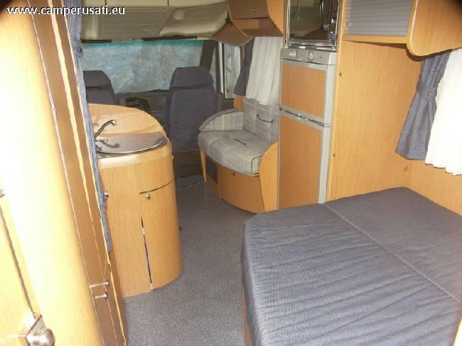 Camper usato laika ecovip 730i motorhome in lombardia - Divanetti usati ...