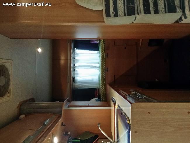 Camper usato elnagh marlin 65 garage mansardato in emilia for Arredamento usato reggio emilia
