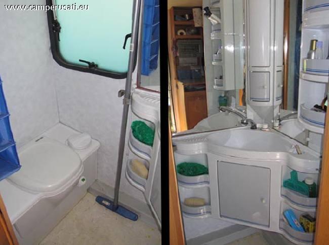 Camper Usato Adria Adria Unica B 542 Pk Auto X Traino A
