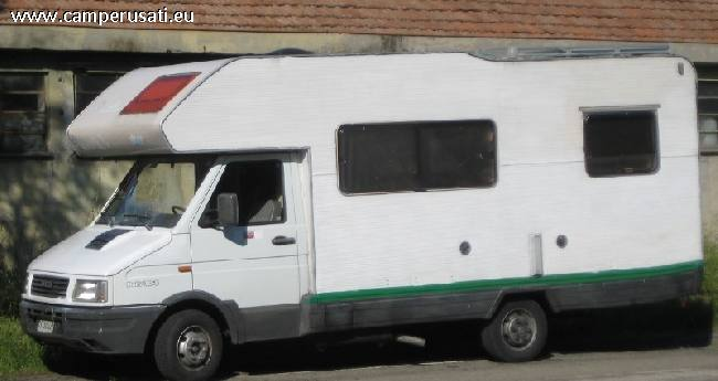 Camper Usato Rimor Mansardato in Emilia-Romagna - Bologna