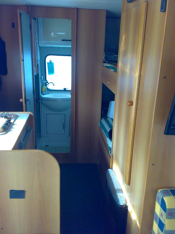 camper usato elnagh big marlyn 7 posti mansardato in