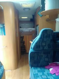 Camper usato ci cipro garage semintegrale in emilia for Arredamento usato emilia romagna