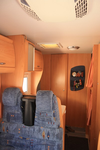 camper Chausson  Welcome 26