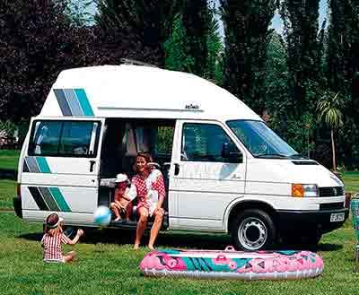 camper usato volkswagen t4 camper puro in lazio roma. Black Bedroom Furniture Sets. Home Design Ideas