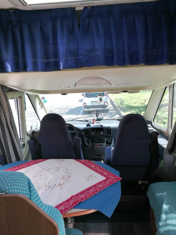 camper Dream  Fiat Ducato
