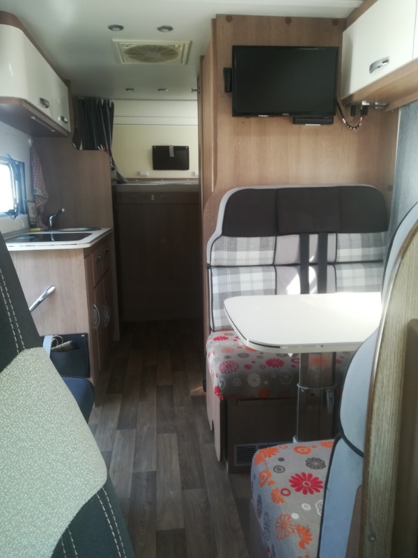 camper Mc Louis  Glamys 40