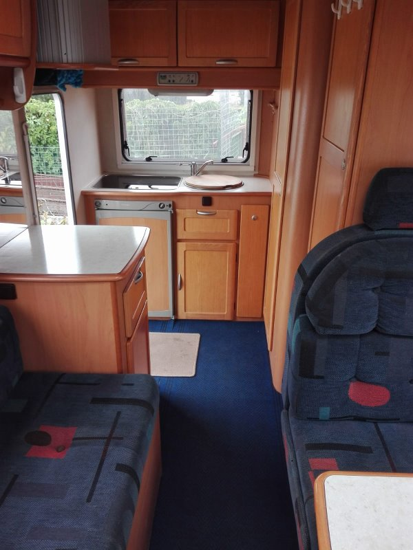 camper Mc Louis  Ducato 2.800 turbodiesel