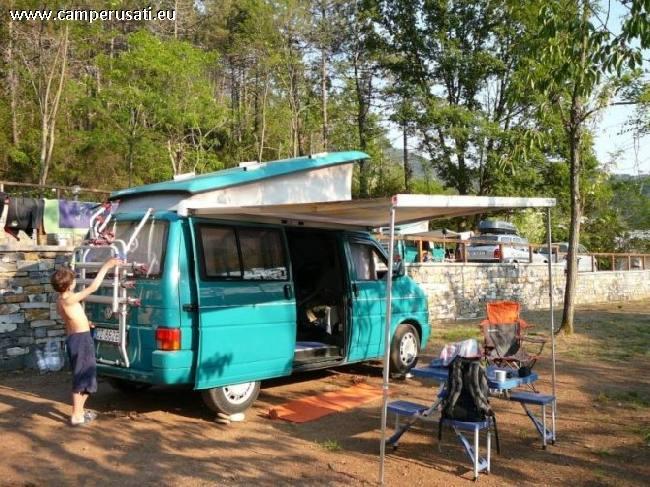Camper usato westfalia t4 camper puro in emilia romagna for Arredamento usato emilia romagna