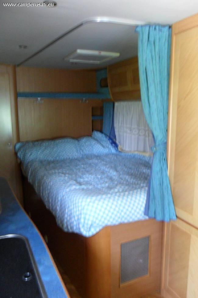 Camper usato mobilvetta euroyacht 195 l motorhome in for Noleggio cabina julian dal proprietario