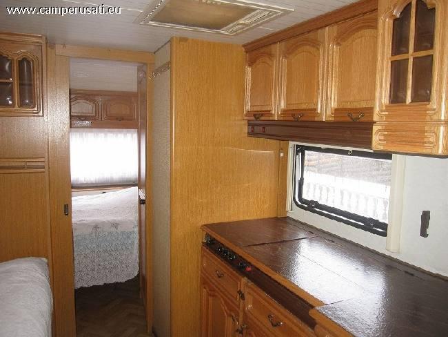 camper usato hobby prestige 610 roulotte in emilia romagna