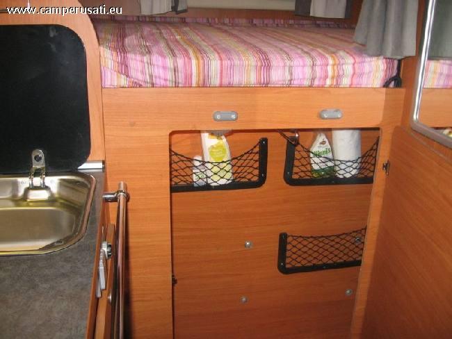 Camper usato giotti line therry t22 camper puro in emilia for Arredamento usato reggio emilia