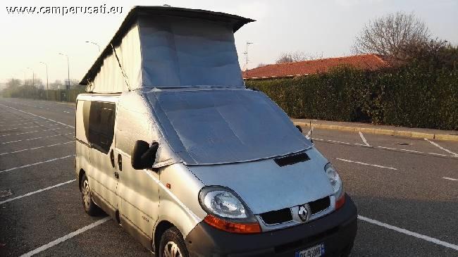 camper usato westfalia renault trafic adria 3way camper. Black Bedroom Furniture Sets. Home Design Ideas