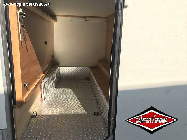 camper Mc Louis  Splendido 4 posti 2006 garage 2.3 jtd