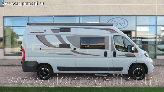 camper Roller Team  Livingstone 2 limited edition